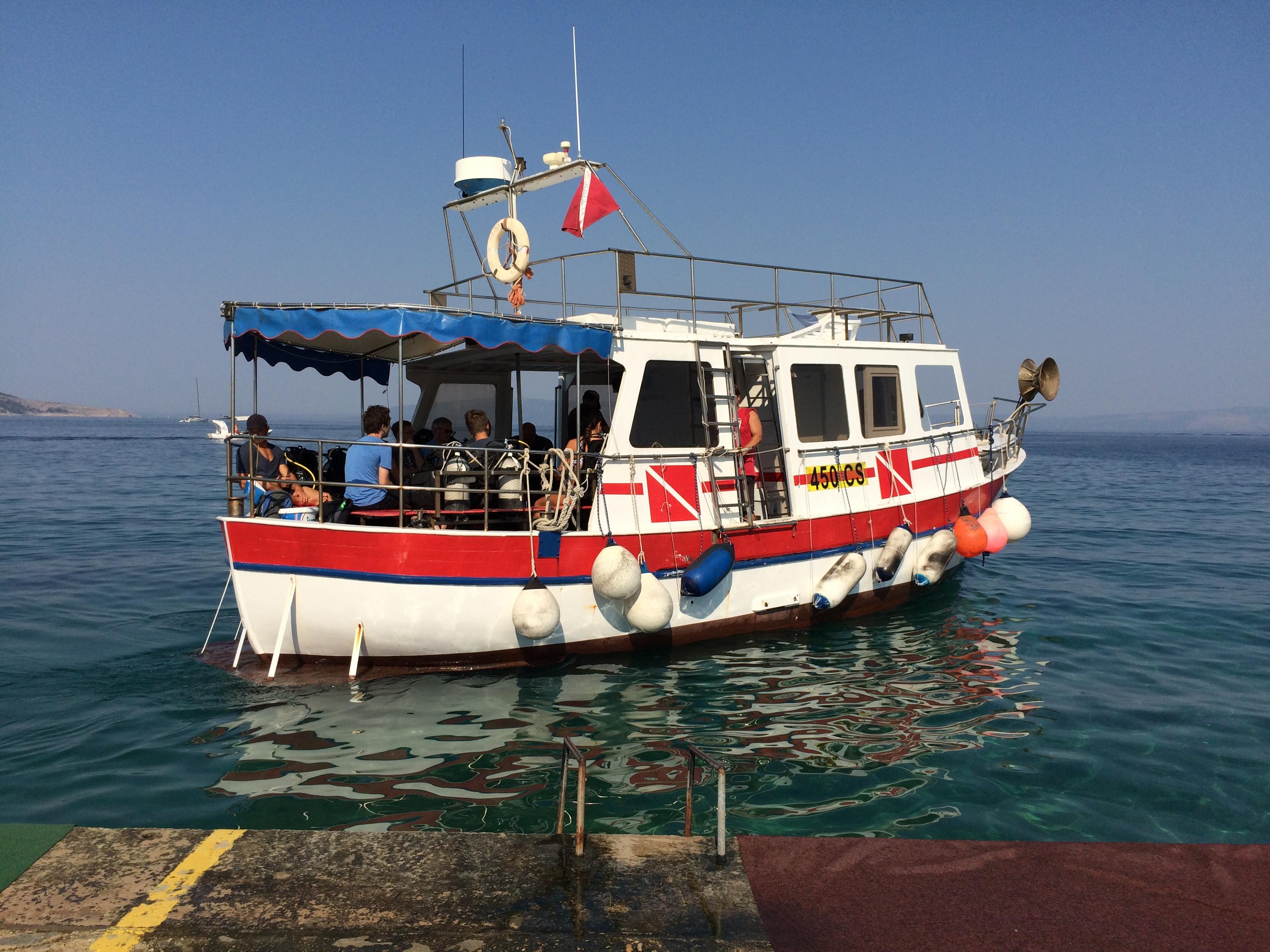 vakantie snorkelen kroatië