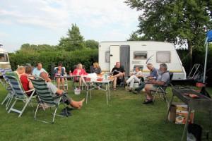 Hemelvaart-kamperen @ Camping Klaverweide | Ellemeet | Zeeland | Nederland