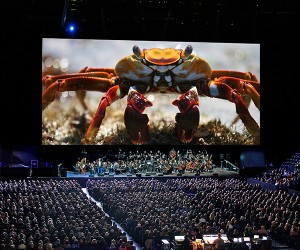 Blue Planet II in concert @ Ahoy Rotterdam