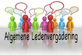 Uitgestelde Algemene Ledenvergadering 2020 @ De Wasbeek, Zaal boven